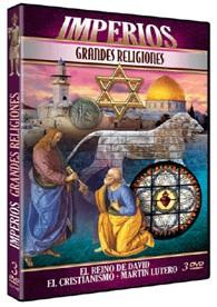 Imperios Grandes Religiones: El Reino de David + El Cristianismo + Martín Lutero