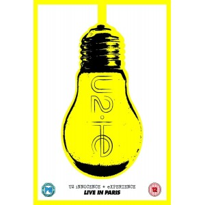 Innocence + Experience: Live In Paris - U2 (DVD)