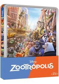 Zootrópolis - Edición Metálica (Blu-ray)