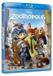 Zootrópolis (Blu-ray)