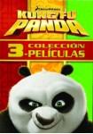 Pack Kung Fu Panda 1 a 3