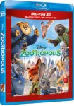 Zootrópolis (Blu-Ray 3d + Blu-Ray)