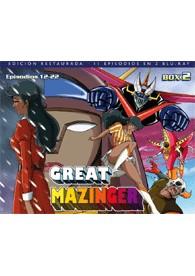 Great Mazinger - Box 2 (Blu-Ray)
