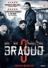 Braquo - 3ª Temporada (Blu-Ray)