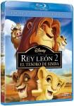 El Rey León 2 : El Tesoro de Simba (Blu-Ray)