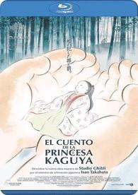 El Cuento De La Princesa Kaguya (Blu-Ray)
