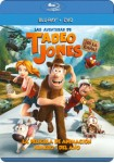 Las Aventuras De Tadeo Jones (Blu-Ray + Dvd)
