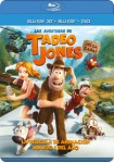 Las Aventuras De Tadeo Jones (Blu-Ray 3d + Blu-Ray + Dvd)