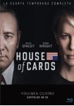 House Of Cards - 4ª Temporada (Blu-Ray)