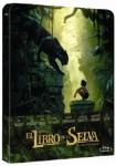 El Libro De La Selva (2016) (Blu-Ray) (Ed. Metálica)