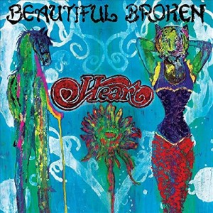 Beautiful Broken: Heart CD