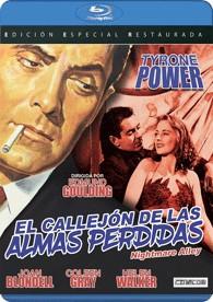El Callejón De Las Almas Perdidas (Blu-Ray)