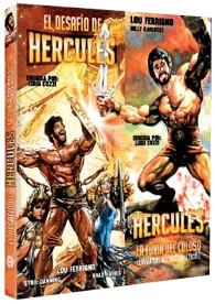 El Desafío De Hércules + Hércules, La Furia Del Coloso