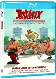 Asterix : La Residencia De Los Dioses (Blu-Ray)