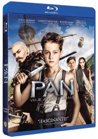 Pan : Viaje A Nunca Jamás (Blu-Ray)