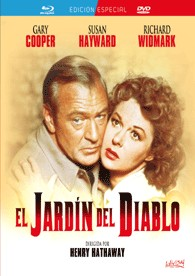 El Jardín Del Diablo (Blu-Ray + Dvd)