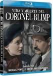 Vida Y Muerte Del Coronel Blimp (Blu-Ray)