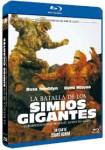 La Batalla De Los Simios Gigantes (Blu-Ray) (Bd-R)