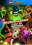 Lego : La Liga De La Justicia - Fuga En Gotham