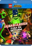 Lego : La Liga De La Justicia - Fuga En Gotham (Blu-Ray)