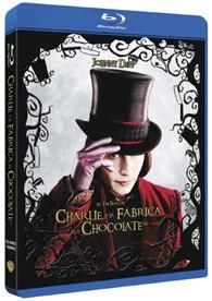 Charlie Y La Fábrica De Chocolate (Blu-Ray)