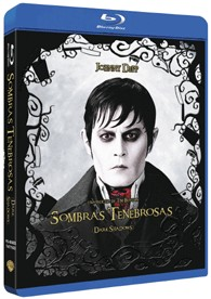 Sombras Tenebrosas (Dark Shadows) (Blu-Ray)