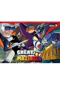 Great Mazinger - Box 3