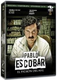 Pablo Escobar : El Patrón Del Mal - 2ª Temporada
