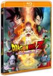 Dragon Ball Z : La Resurrección De F. (Blu-Ray)