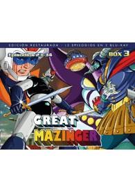 Great Mazinger - Box 3 (Blu-Ray)