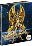 Saint Seiya - Soul Of Gold - Vol. 3 (Blu-Ray + Dvd + Extras) (Ed. Libro)