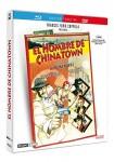 El Hombre De Chinatown (Blu-Ray + Dvd)