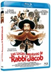 Las Locas Aventuras De Rabbi Jacob (Blu-Ray)