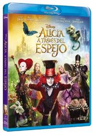 Alicia A Través Del Espejo (Blu-Ray)
