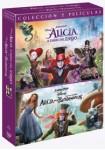 Pack Alicia En El País De Las Maravillas + Alicia A Través Del Espejo