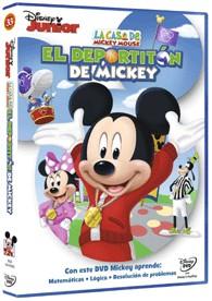 La Casa De Mickey Mouse : El Deportiton De Mickey