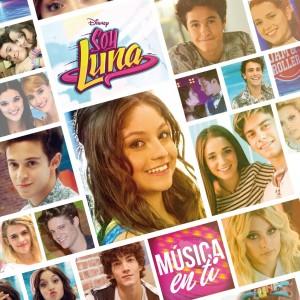 B.S.O Soy Luna: Musica en Ti CD