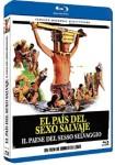 El País Del Sexo Salvaje (V.O.S.) (Blu-Ray)