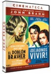 John Brahm : El Doblón Brasher (V.O.) + Dejadnos Vivir (V.O.)