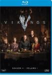Vikingos - 4ª Temporada - 1ª Parte (Blu-Ray)