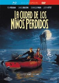La Ciudad De Los Niños Perdidos (Blu-Ray + Dvd)