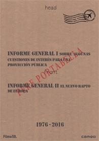 Informes Generales I Y II