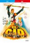 El Cid (Blu-Ray + Dvd)