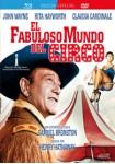 El Fabuloso Mundo Del Circo (Blu-Ray + Dvd)