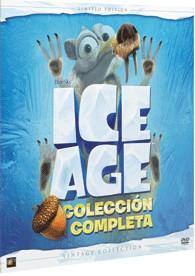 Ice Age Colección Completa Vintage 1-5 (Funda Vinilo)
