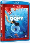 Buscando A Dory (Blu-Ray 3d + Blu-Ray)
