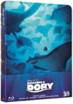 Buscando A Dory (Blu-Ray) (Ed. Metálica)
