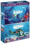 Buscando A Nemo + Buscando A Dory
