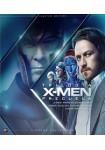 X-Men - Trilogía Precuela - Colección Vintage (Funda Vinilo) (Blu-Ray)