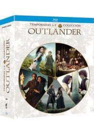 Pack Outlander (1ª a 5ª Temporada) (Blu-Ray)